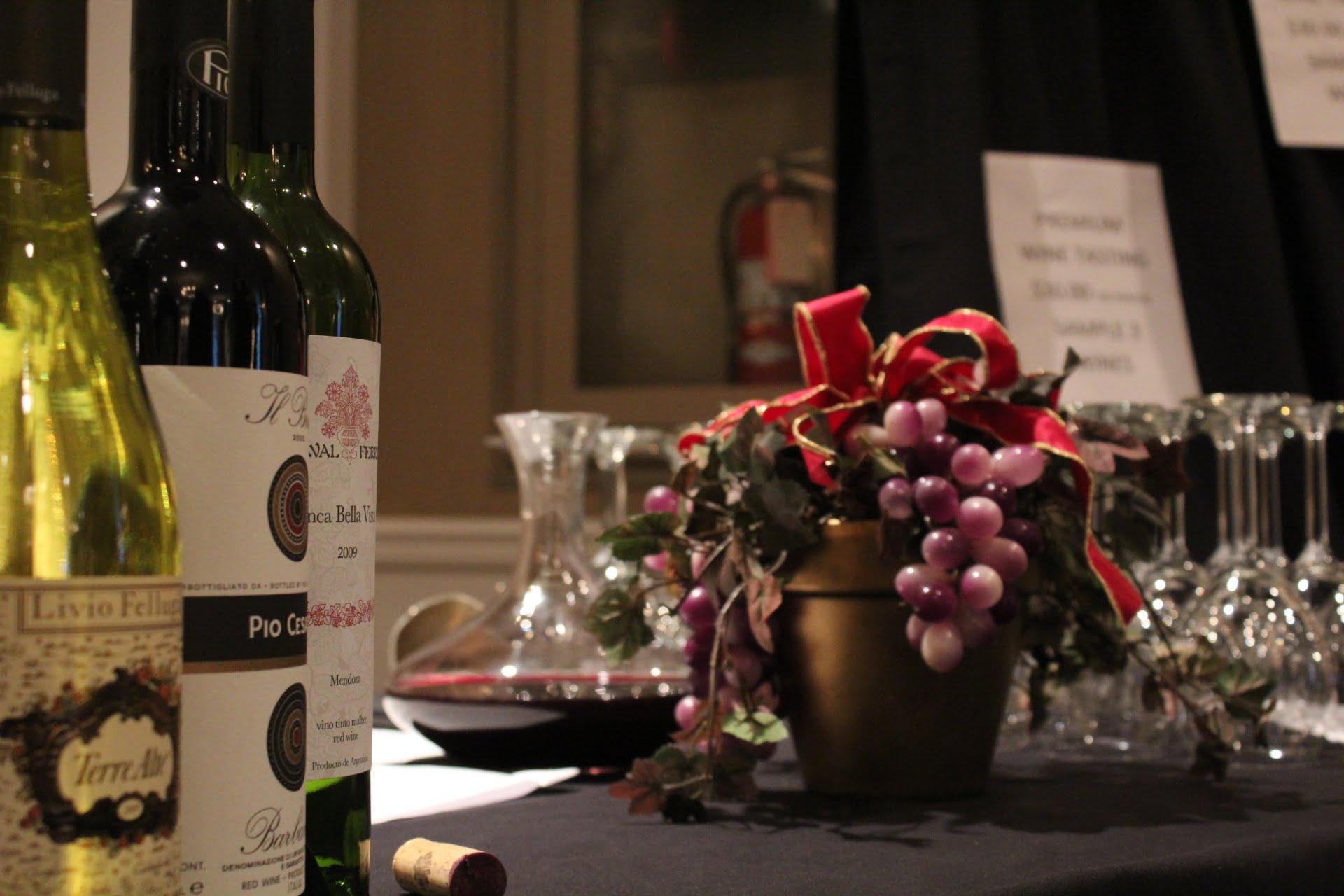 2015 Wine Auction