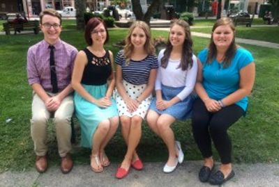 Meet CFA's 2015 Interns