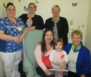 Literacy Links for Little Ones - Bork Fund grant