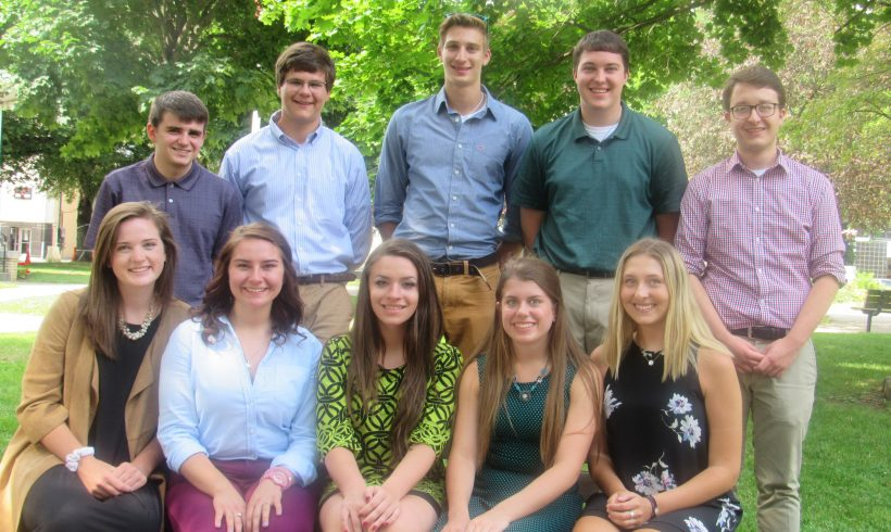CFA Welcomes 2016 Youth Philanthropy Interns