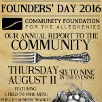 Founders' Day 2016: Feeding Our Region Through Philanthropy