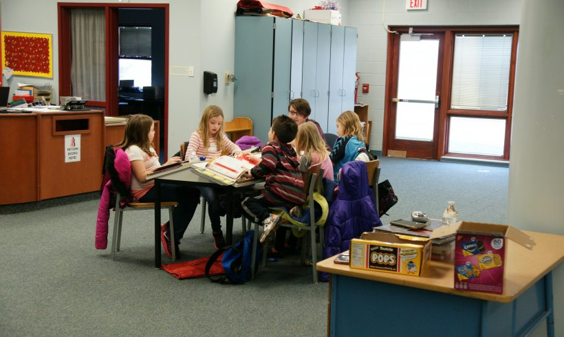 Grant Boosts Learning in Meyersdale
