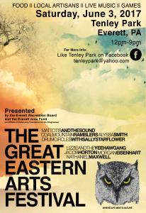 great eastern arts festival