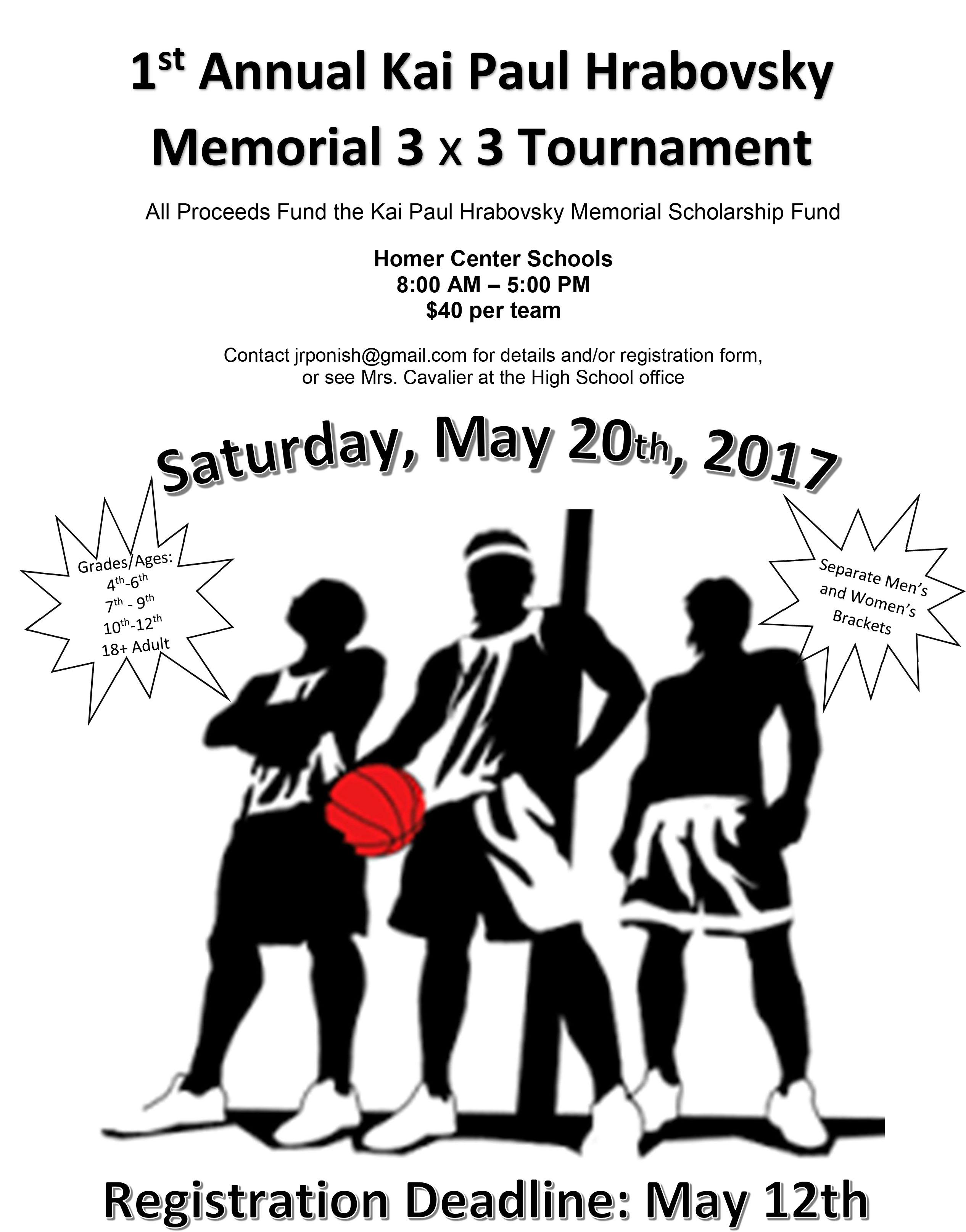 3 on 3 basketball tournament flyer - Hunt.hankk.co