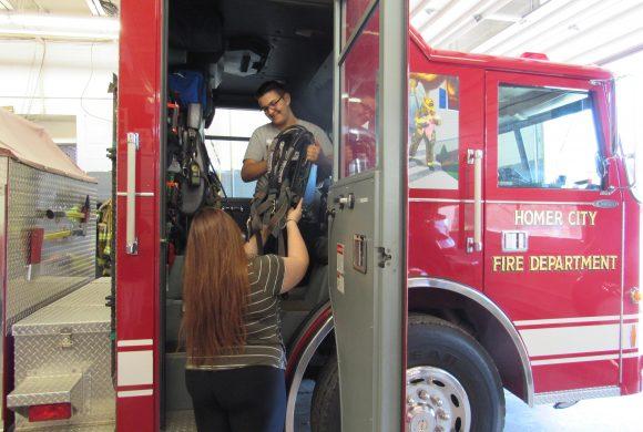 Indiana Fire Chiefs Reward Good Citizenship