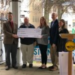 Johnstown Volunteers Receive $11,500