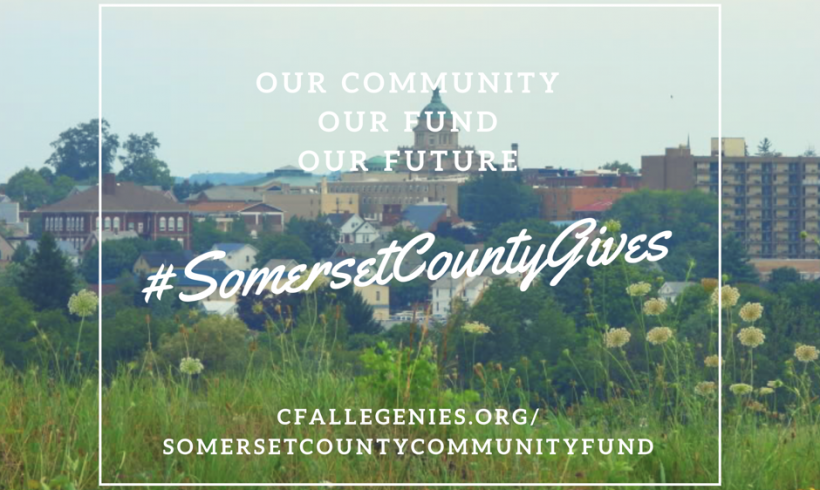 Early Success for #SomersetCountyGives
