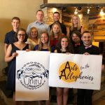 Summer Interns Impact Arts & Unity