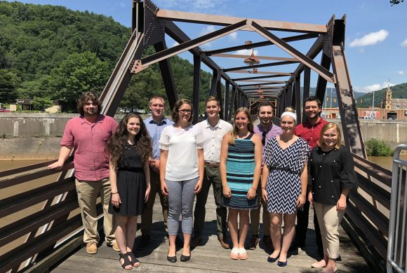 Welcome 2018 Youth Philanthropy Interns!