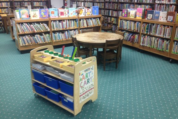 Fresh Face for Somerset Library