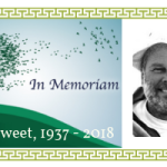 In Memoriam: Bob Sweet