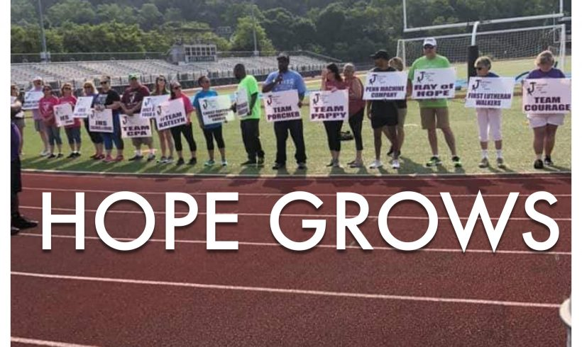 Walk of Hope Raises More Than Ever