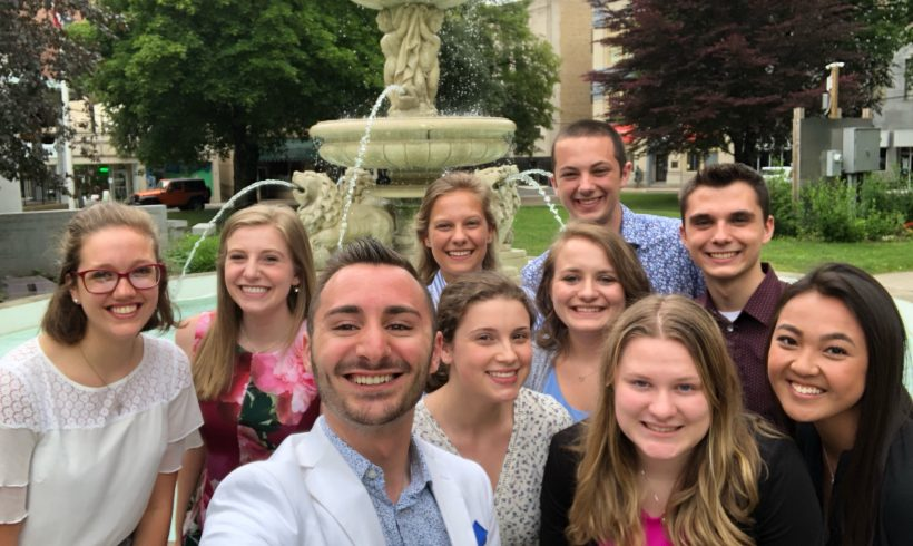 Meet the 2019 Youth Philanthropy Interns