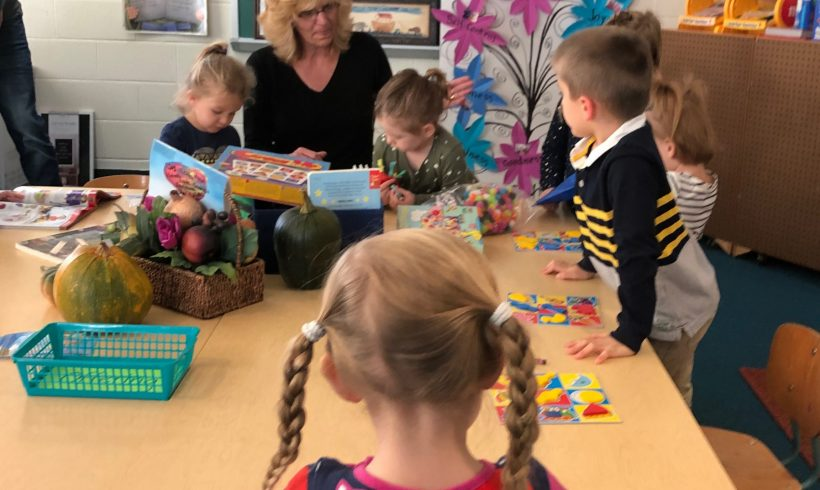 $295K in Investments in Early Learning