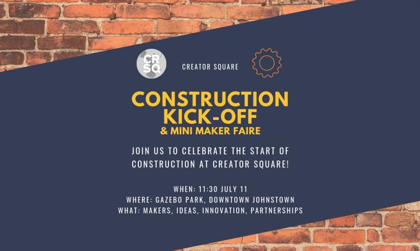 Help Us Celebrate Creator Square