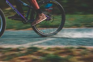 New mountain bike trail opens