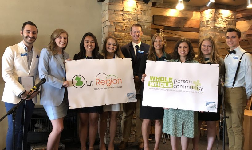 2019 Youth Philanthropy Interns Announce Grant Opportunities