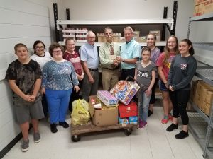 Rockwood Area School District Fund: Kids Come First at Community Foundation for the Alleghenies helped teachers and staff raise money for kids in need in Rockwood School District