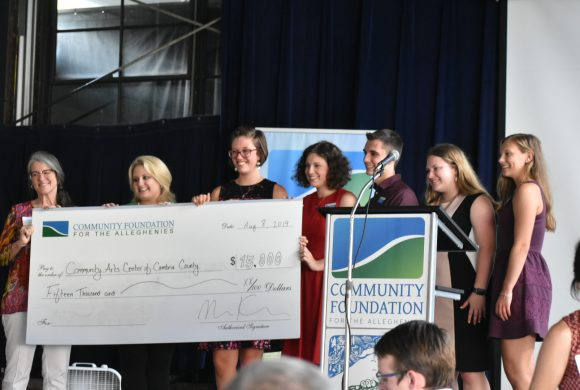 Community Foundation for the Alleghenies is a public nonprofit organization that serves Bedford, Somerset, Indiana, and Cambria counties. Benefiting our region every day, forever.