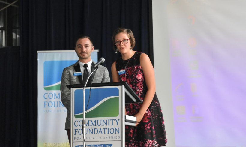 CFA's Youth Philanthropy Interns Announce Grant Winners