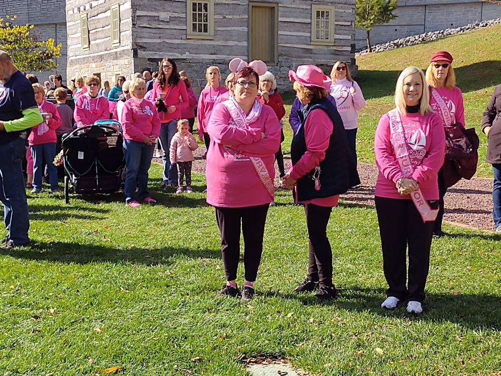 The Bedford County Pink Ribbon Fund 2019 Walk and 5K