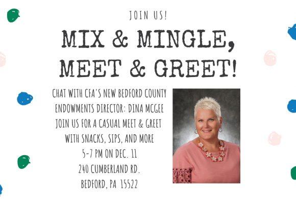 Meet CFA's New Bedford County Director
