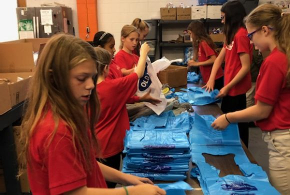 #GiveLocalCFA: Cambria County Backpack Project