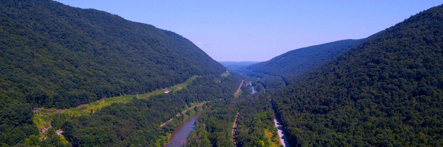 Conemaugh Gap River Crop