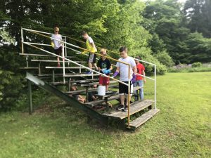 Patton Park recently underwent some major upgrades, thanks to lots of folks from the community lending a hand and a Fall 2019 grant from CFA. Scroll down for a photo gallery.