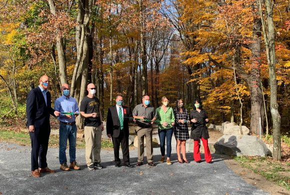 New Trail Connection Opens in Cresson Township