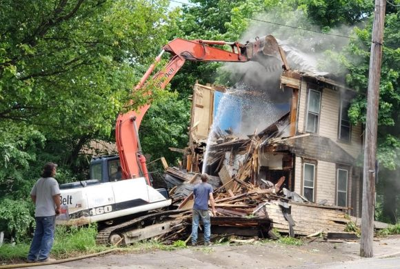 VIDEO: Blight Elimination in Johnstown