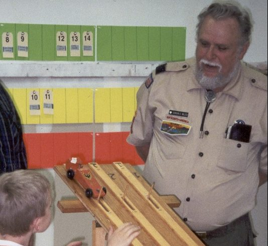 Gordon and Andrew Wilcox Scout Campership Fund